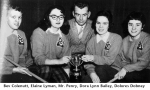 1958 Girls' Brier Winners