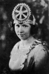 1923Miss Hazel McCauleyQueen of the City