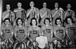 1958 Senior Cheerleaders