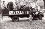 Flappers Partyon the campaign trail