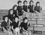 1962 Senior Girls Volleyball