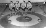 1965/1966 Boy's Curling Team - '8 Ender' scored March 17, 1966