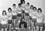 1974 Senior Boys' VolleyballCity Champions