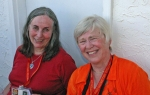 Elaine Golds,Order of BC for her environmental protection in Port Moody BC, and Maxine Stuart discuss the planet (Class